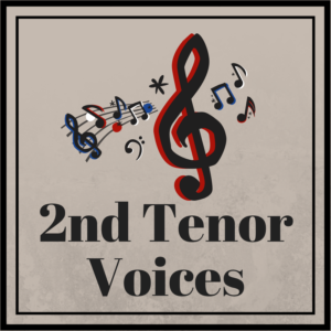 Second Tenor Voices